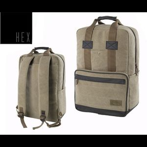 HEX Khaki Backpack